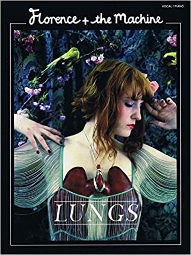 Amazon Florence And The Machine Lungs Vocalpiano