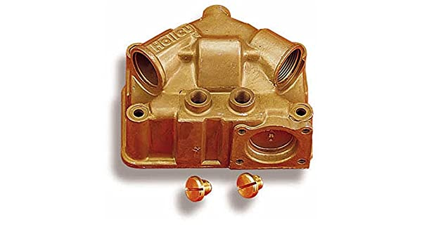 Holley 34-27 Quick Change Jet Kit