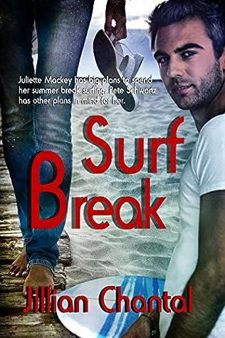 book cover of Surf Break