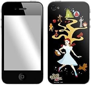 Zing Revolution Wizard of Oz Premium Vinyl Adhesive Skin for iPhone 4/4S, Group (MS-WOZ70133)