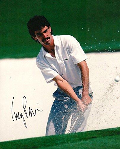 (Corey Pavin Autographed Picture - 8x10 RYDER CUP COA A - Autographed Golf Photos)