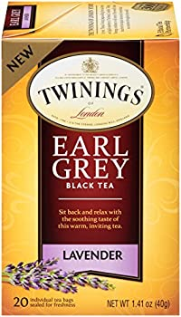 Twinings Of London Lavender Earl Grey Tea