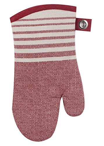 kay-dee-designs-r3245-cooks-kitchen-birdseye-woven-oven-mitt-with-grommets-marsala