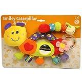 BEAUTIFUL BEGINNINGS Smiley Caterpillar & Baby Toy by Beautiful Beginnings