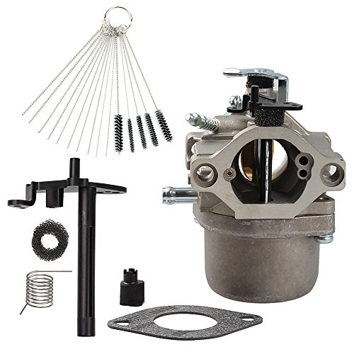 Anzac Carburetor For Briggs & Stratton LMT 5-4993 with Choke Shaft Carb Cleaner Kit