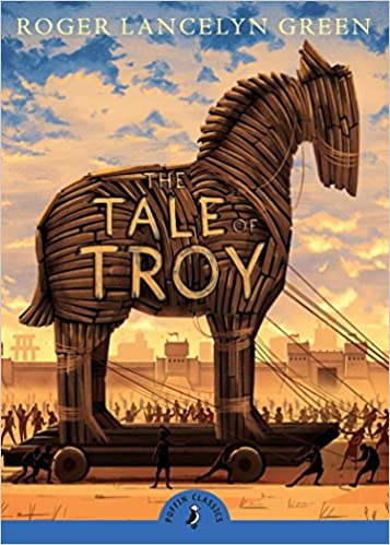 The Tale of Troy (Puffin Class...