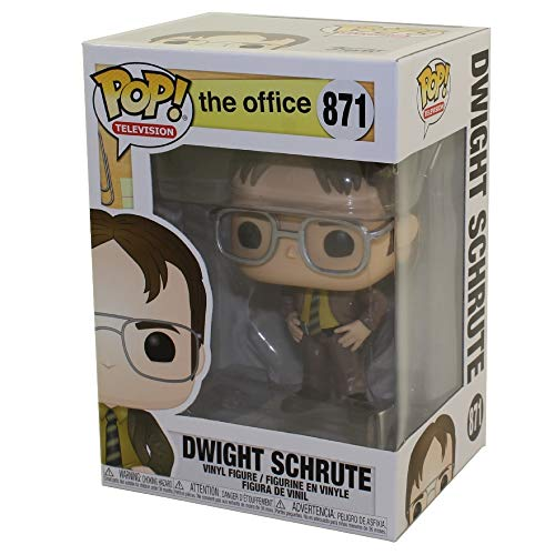 Funko Pop! TV The Office- Dwight Schrute Standard