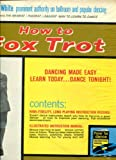 BETTY WHITE: HOW TO FOX TROT LP /PLUS ILLUSTRATED INSTRUCTION MANUAL /**RARE**