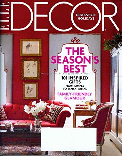Elle Decor December 2009