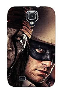 [wvwGjfh8940jieRg]premium Phone Case For Galaxy S4/ The Lone Ranger Tpu Case Cover(best Gift Choice)
