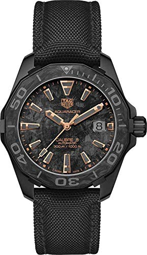 Tag Heuer Aquaracer Carbon Collection Calibre 5 Men's Watch WBD218A.FC6445
