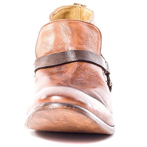 Boots Tan Men's H Shoes Hague Biker Calf FpyCIq