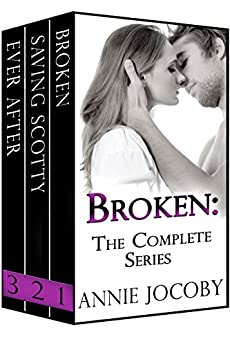 Broken - The Complete Series by [Jocoby, Annie]