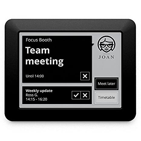 Amazon com : JOAN Manager Wireless Conference Room Scheduler