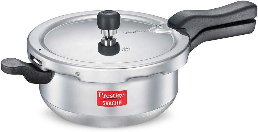 Prestige SVACHH PRESSURE COOKER, 3.5 Liter, Aluminum