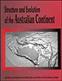Structure and Evolution of the Australian Continent, Jean Braun, 0875905285
