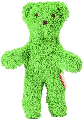 Kathe Kruse - Terrycloth First Teddy Bear Friend, Green (Toys Terry Cloth)
