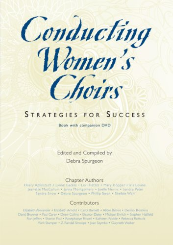Read Online Conducting Women's Choirs: Strategies for Success - Book and DVD/G8367 ebook
