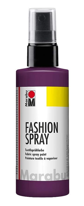 Marabu - Vernice per Stoffa con erogatore Spray, 100 ml ...