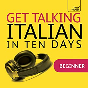 Get Talking Italian in Ten Days Speech