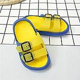 88bc717ec Cyiecw Todder Litter Kid Walking Sandals Non-Slip Beach Shoes Lightweight  Shower Pool Slippers (Toddler 9-10M