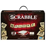 super scrabble game - Scrabble Deluxe Edition Game