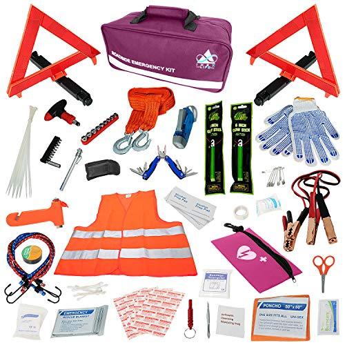 ME Roadside Emergency Car Kit 40 Pcs