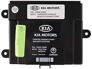 Genuine Kia Accessories U8560-1M000 Remote Key Start for Kia Forte