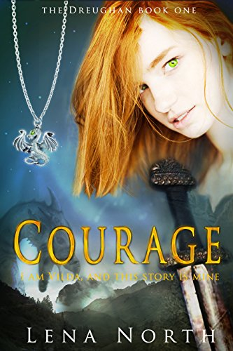 Courage Dreughan Book Lena North ebook product image