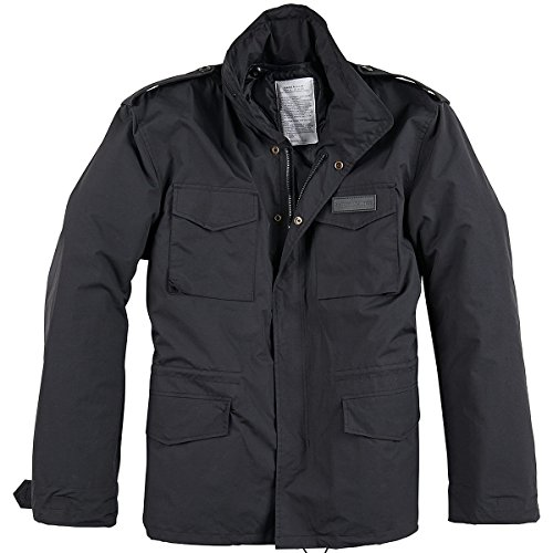 Surplus M65 Hydro US Field Jacket Black Size XL for sale  Delivered anywhere in USA