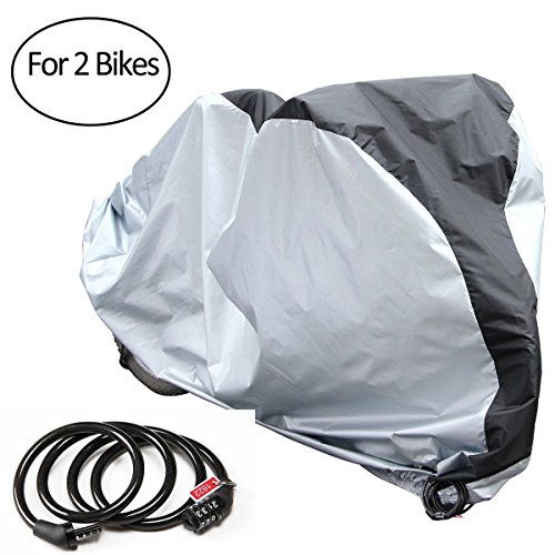 PAMASE Waterproof Bicycle Cover
