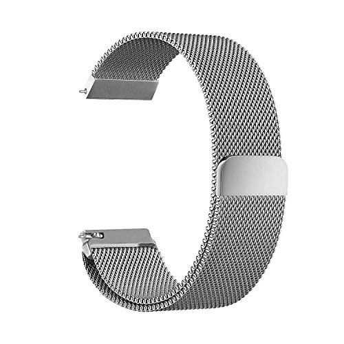 Oitom Milanese Stainless Wristband Smartwatch