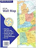Wall Map of the United States, USA Map