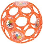 Rhino Toys Oball with Rattle (1 suppl...