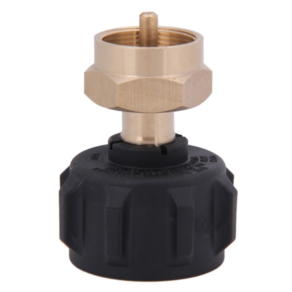 Meiyiu Professional Outdoor Picnic Barbecue BBQ Cooking Gas Propane Regulator Valve Refill Adapter