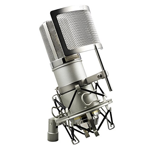 MXL V67G HE Heritage Edition Large Capsule Condenser - Microphone Tube Genesis Mxl