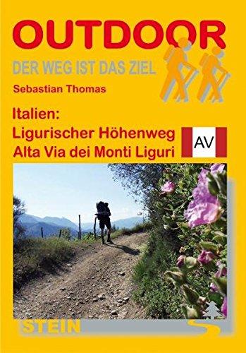 Italien  Ligurischer Höhenweg Alta Via Dei Monti Liguri  Der Weg Ist Das Ziel  OutdoorHandbuch