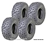 Set of 4 WANDA Sport ATV tires 19x7-8 19x7x8 4PR Big Horn Style …
