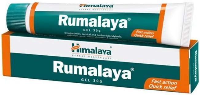 Himalaya Rumalaya Forte, 60 cps + Rumalaya Gel, 30 gr CADOU   csdownload.ro