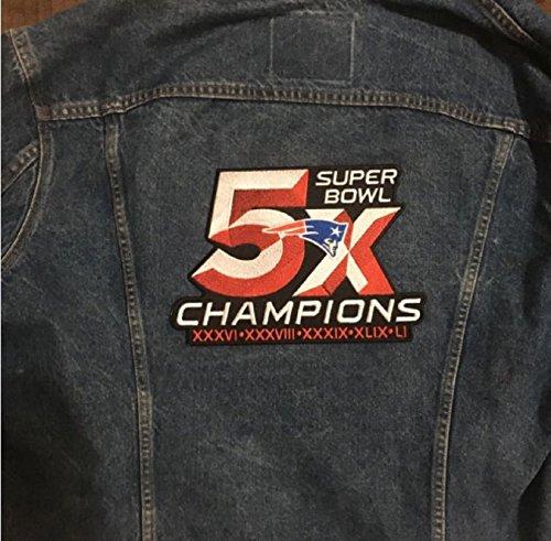 super bowl champions patch - 9
