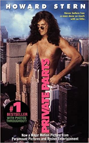 Howard Stern Private Parts Book