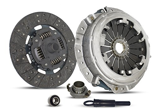 Honda Passport Clutch Kit - Clutch Kit Works With Honda Passport Isuzu Amigo Rodeo Trans Trooper (3.2L ALL MODELS) S LS LSE EX LX LTD Sport Utility 4-Door 2-Door 2.2L l4 2.6L l4 3.2L V6 GAS DOHC Naturally Aspirated