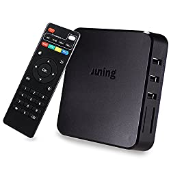 Unlocked Android TV Box Amlogic S805 RAM 1GB + ROM 8GB 1080P HD by JUNING