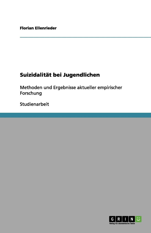 Suizidalität bei Kindern und Jugendlichen (German Edition)