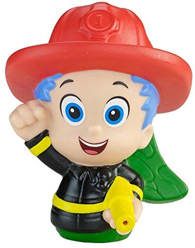 Fisher-Price Nickelodeon Bubble Guppies Gil Bath - America Shirt Captain Diy