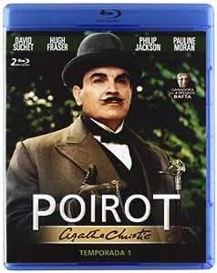 Poirot - Temporada 1 [Blu-ray]