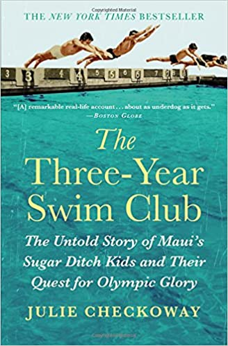 The Three-Year Swim Club book by Julie Checkoway
