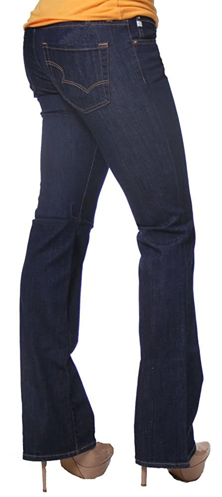 Pride Boot Cut Long in Enemy By Big Star Jeans