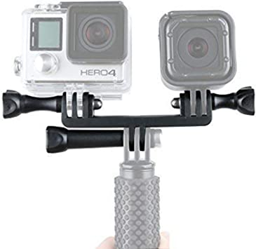 Car Suction Cup Mount Holder for GoPro New Hero //HERO6 //5//5 Session //4 Session //4//3 //3//2 //1 Xiaoyi and Other Action Cameras Durable