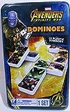 Marvel Infinity War Dominoes 28pcs